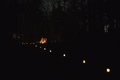 Outdoor Römer Neujahrs Fondue, After Work Treff
